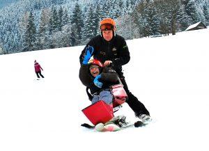 Bi-Ski Mountain-Man