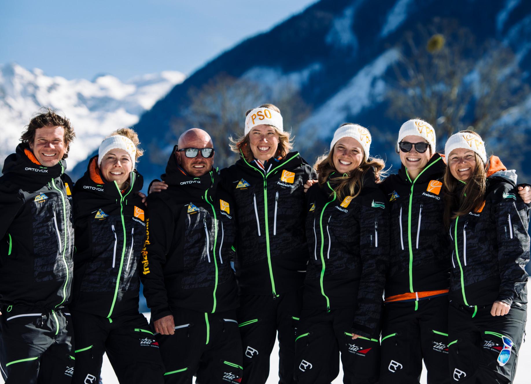 Skilehrerteam Freizeit-PSO