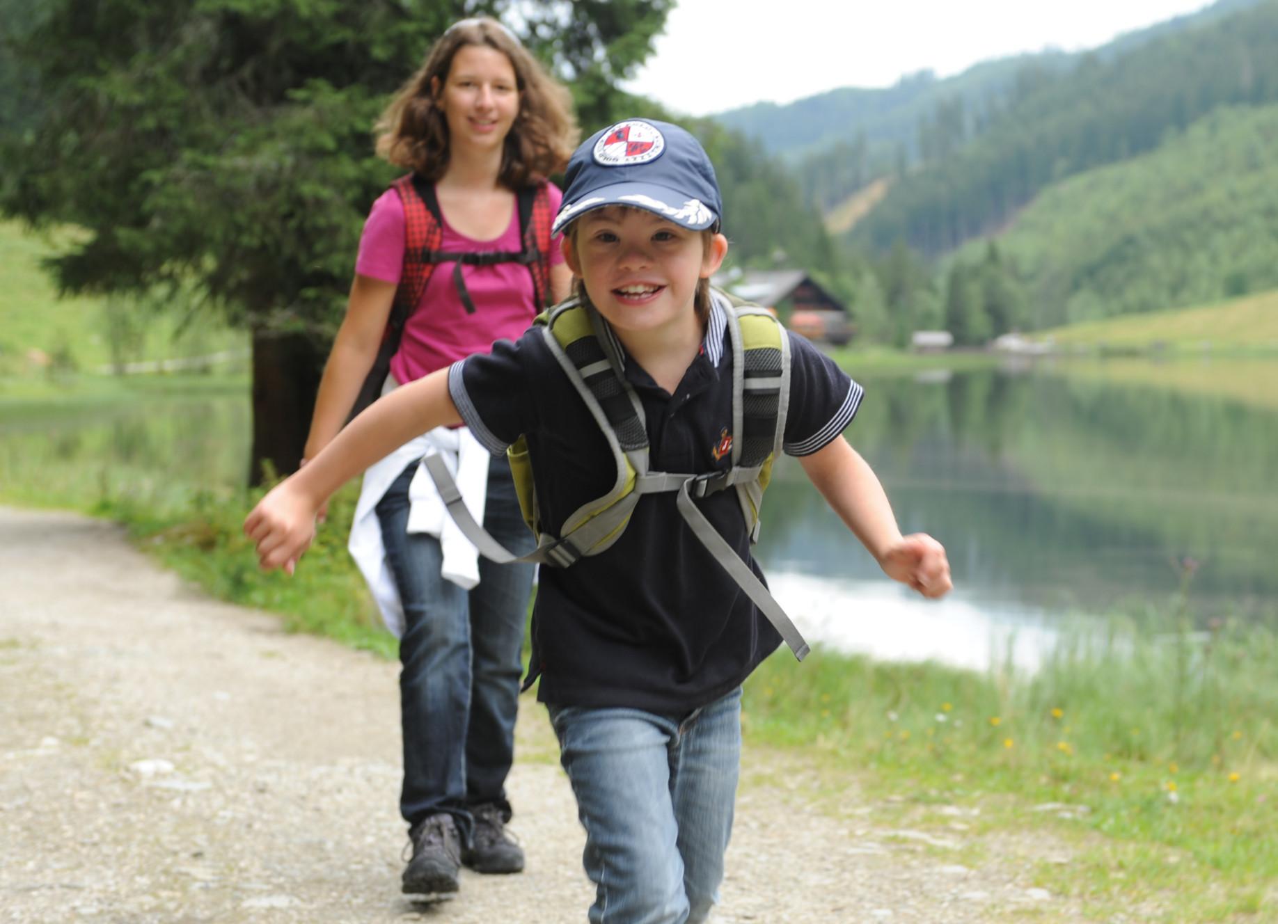 barrierefreier Familien-Urlaub in den Bergen