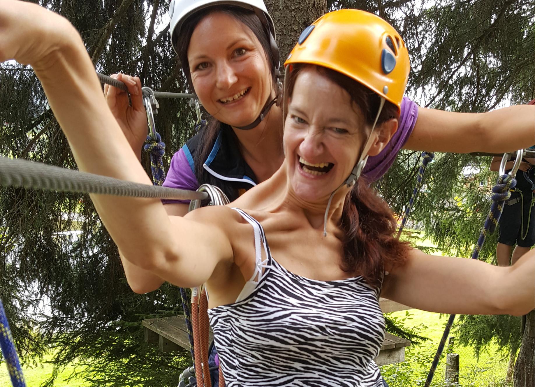 barrierefreier und rollstuhlgerechter Urlaub in den Bergen