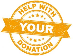 Hilf mit Deiner Spende!