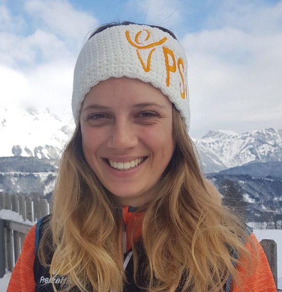 Skilehrerin Judith Weimer