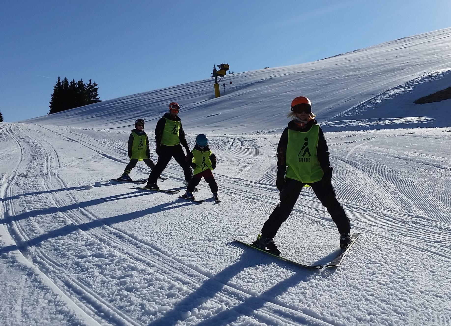 Skilehrerausbildung für Sehbehinderungen