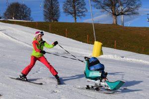 Ausbildung Bi-Ski