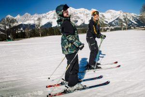Skifahren mit Lernbehinderung
