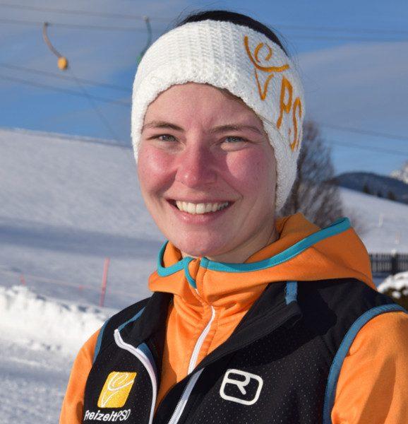 Skilehrerin Martina Rinnhofer